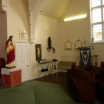 Inside Holy Trinity Church, Desborough, 2013