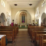 The nave of St. Edward's Church, Kettering