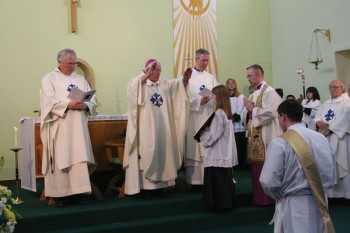 Consecration of Fr. Andy Richardson by Bishop Peter, 2008