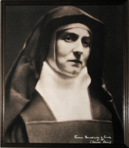Edith Stein, image from www.carmelites.net