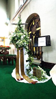 St. Edward's Parish, Kettering Flower Festival 2017