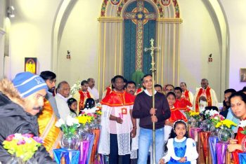 Malayalam Community Celebration of the Feast of Our Lady of the Holy Rosary, October 29th, 2017
