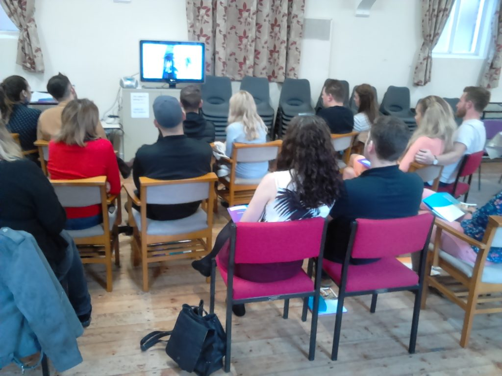 Marriage Encounter Course at St. Edward's, Kettering