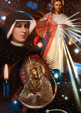 St Faustina, Divine Mercy