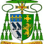 Crest of Bishop David, Northampton Diocese