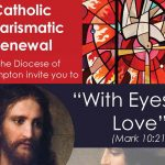Detail from poster for evening of prayer