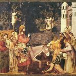 Entry into Jerusalem, painting by Giotto di Bondone