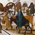census at bethlehem brueghel the younger