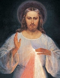 Image of the Divine Mercy of Jesus