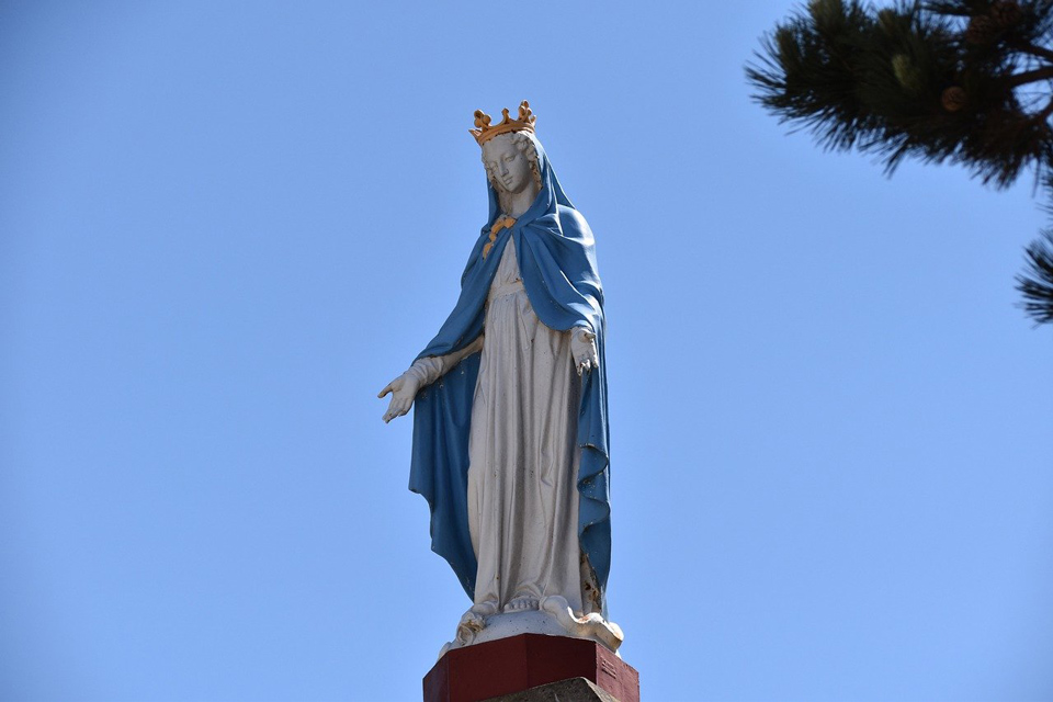 Statue of Our Lady of the Guard